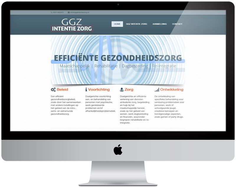 Portfolio - GGZ Intentie Zorg