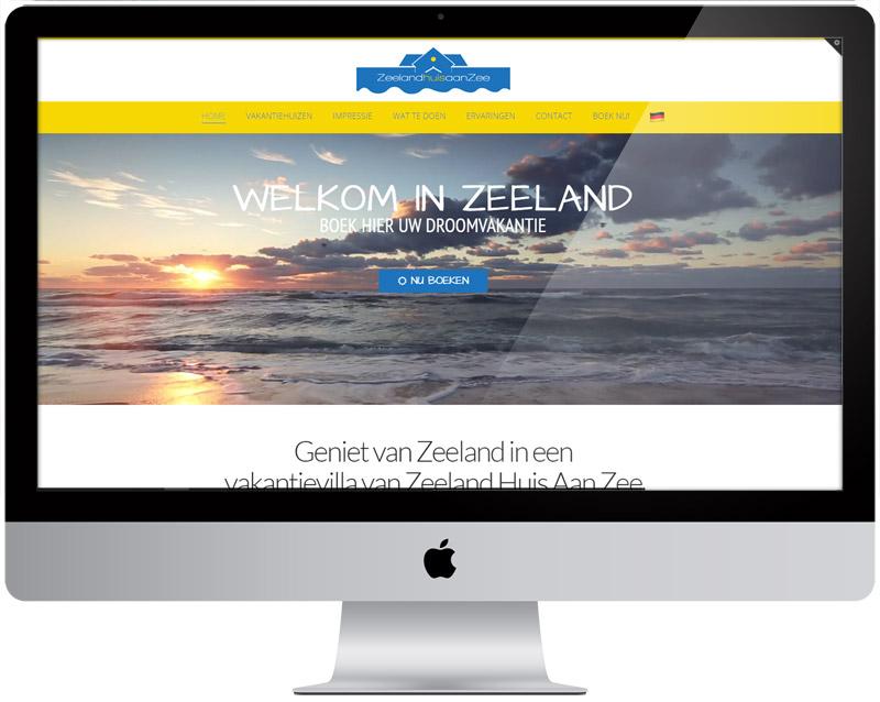 Portfolio - Zeeland Huis Aan Zee