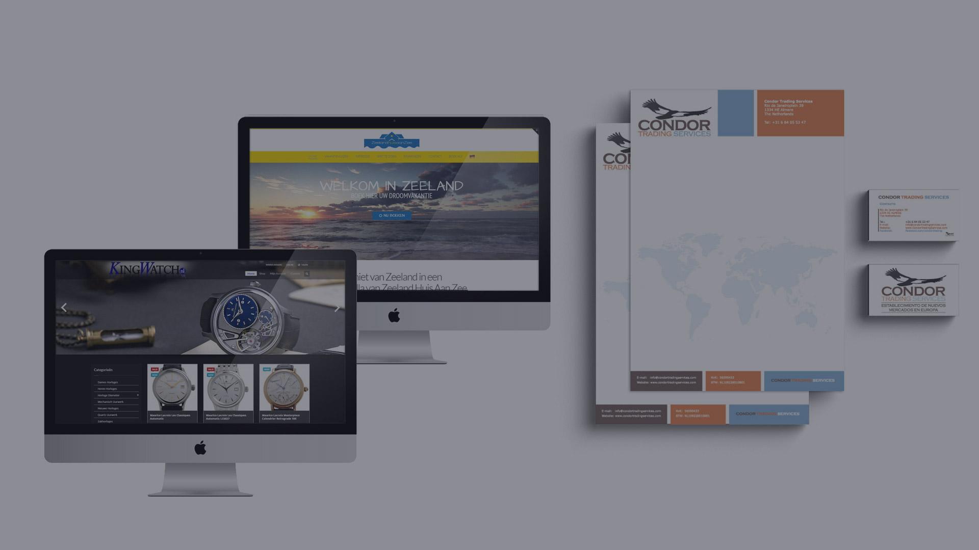 SpectraStudioWorks - website, webshop, huisstijl, training, coaching en fotografie